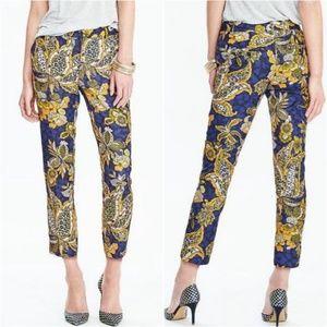 🎀NWT🎀 Banana Republic Avery Fit Printed Pants